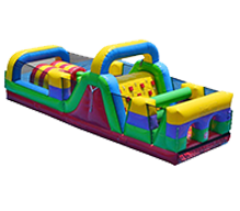 Rent Obstacle Course with Jumping Bunny Rentals