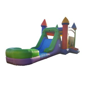 Combo Bounce House with Slide, RVA
