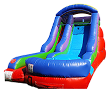15' Water Slide by Jumping Bunny Rentals