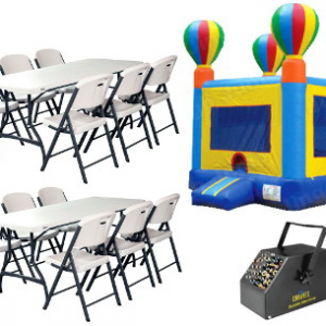 Fun Party Package by Jumping Bunny